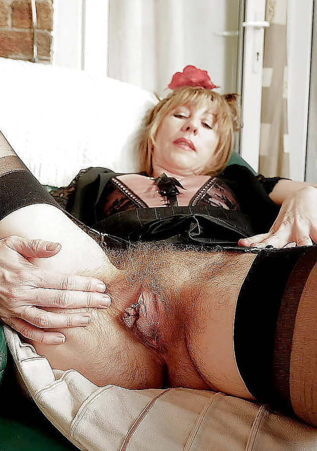 Cum wife black oozes